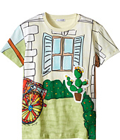 Dolce & Gabbana Kids - Cactus T-Shirt (Big Kids)