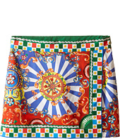 Dolce & Gabbana Kids - Wheel Skirt (Big Kids)
