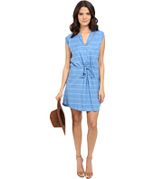 Jack by BB Dakota - Cortland Yarn Dye Stripe Shirtdress