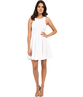 Jack by BB Dakota - Kennet Textured Knit Fit and Flare Dress