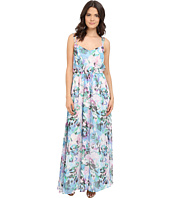 Jack by BB Dakota - Filippus Floral Haze Printed Maxi Dress