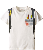 Junior Gaultier - Sidali Backpack T-Shirt (Toddler/Little Kid)
