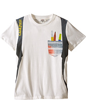 Junior Gaultier - Sidali Backpack T-Shirt (Big Kid)