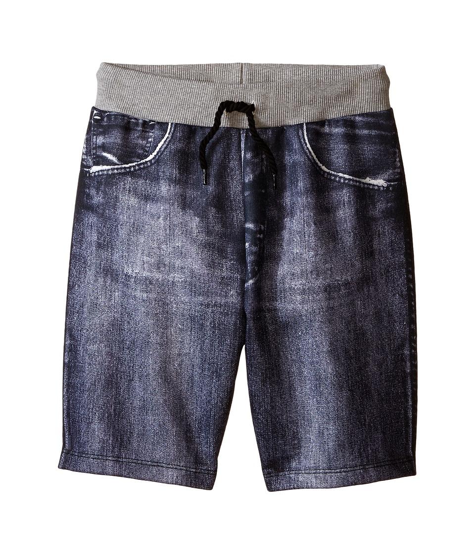 Junior Gaultier Sidi Shorts Big Kid Light Grey Chine Boys Shorts