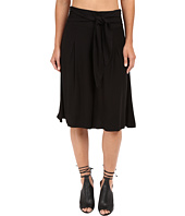 Jack by BB Dakota - Barb Rayon Twill Wide Leg Culottes