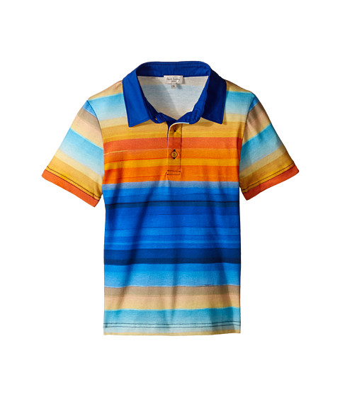 Paul Smith Junior Striped Polo Shirt (Toddler/Little Kids)