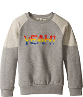 Paul Smith Junior - Yeah Sweatshirt (Toddler/Little Kids)