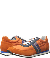 Paul Smith Junior - Blue/Orange Sneakers (Little Kid/Big Kid)