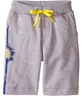 Fendi Kids - Sweat Shorts with Monster Detail (Toddler)