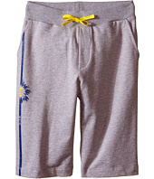 Fendi Kids - Sweat Shorts with Monster Detail (Big Kids)