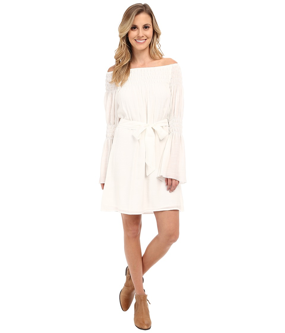 Union of Angels Zuliet Dress White Womens Dress