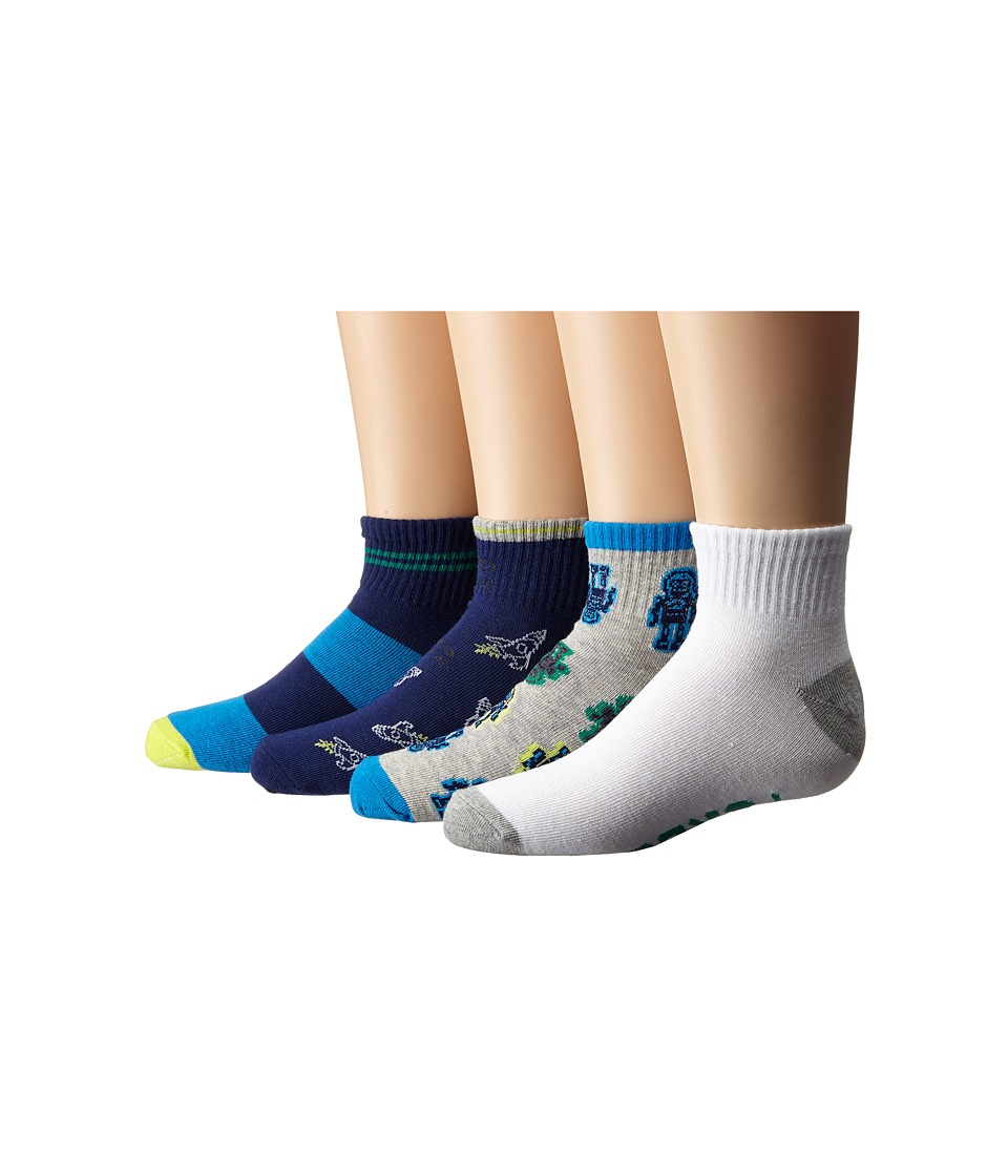 Stride Rite - 8-Pack Turbo Tommy Quarter
