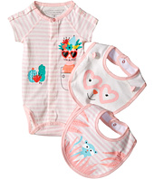 Little Marc Jacobs - Set of Jersey Bodysuit and Bibs (Infant)