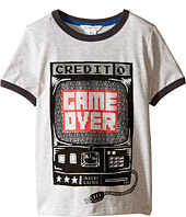 Little Marc Jacobs - Jersey Tee Shirt Game Over (Toddler/Little Kids)