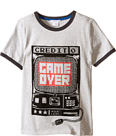 Little Marc Jacobs - Jersey Tee Shirt Game Over (Little Kids/Big Kids)