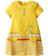 Little Marc Jacobs - Dress with Fancy Illustrations Details (Infant)