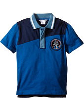 Little Marc Jacobs - Jersey Polo Shirt (Toddler/Little Kids)