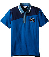 Little Marc Jacobs - Jersey Polo Shirt (Big Kids)