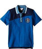 Little Marc Jacobs - Jersey Polo Shirt (Little Kids/Big Kids)