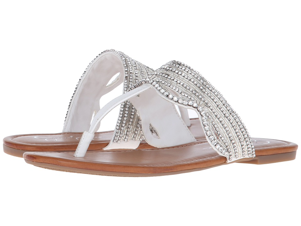 Jessica Simpson Randle Powder Sleek Womens Shoes