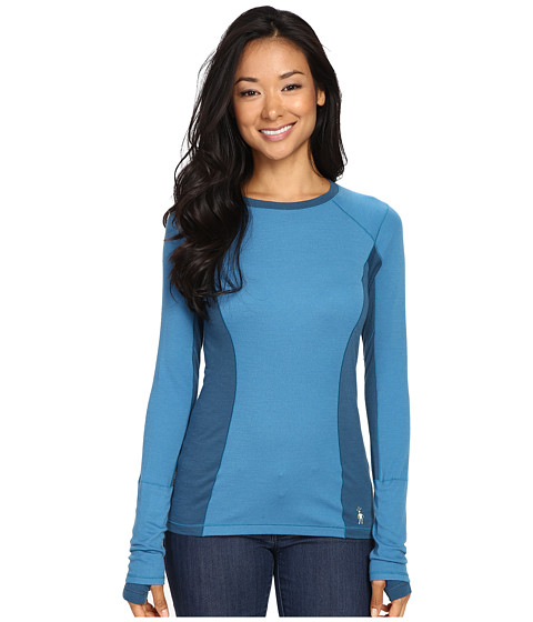 Smartwool PhD® Light Long Sleeve Shirt - Glacial Blue