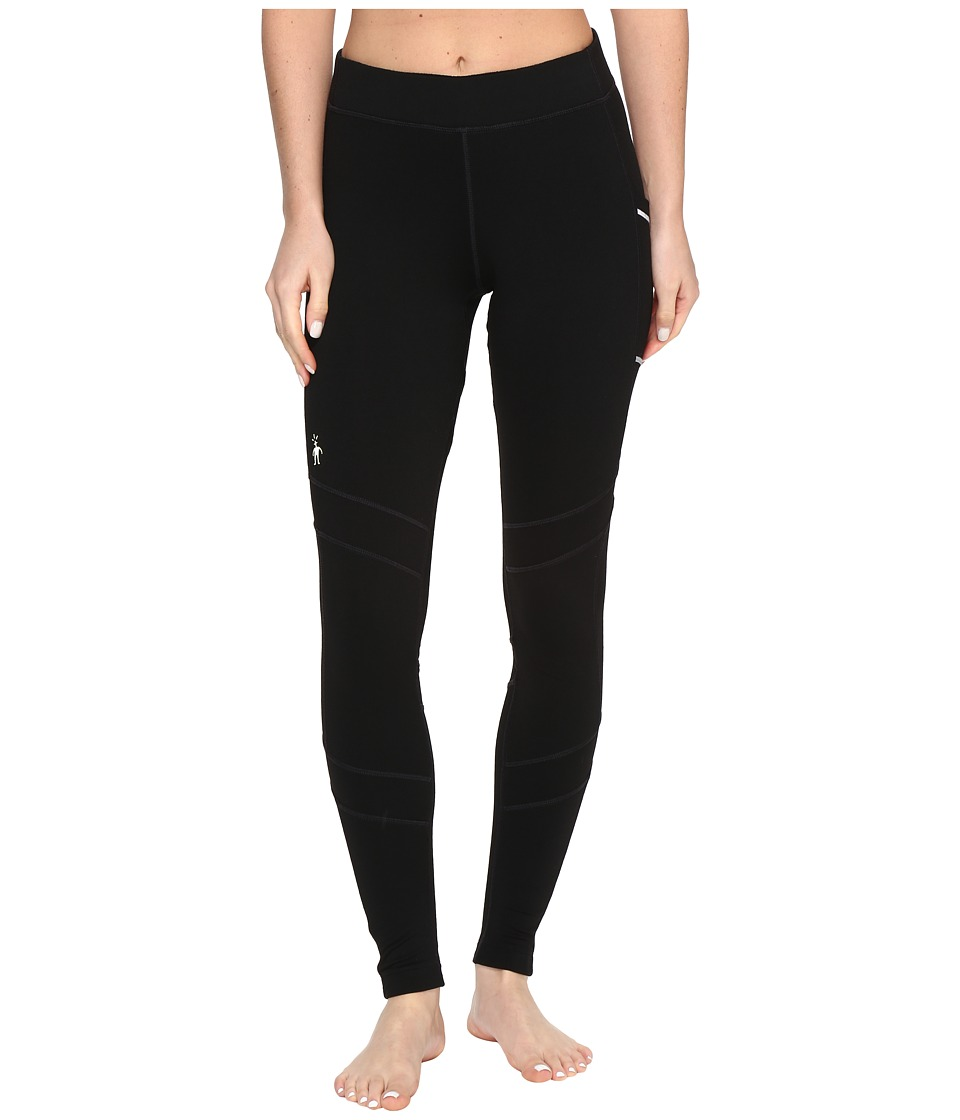 Smartwool PhD Tights (Black) Women's Casual Pants