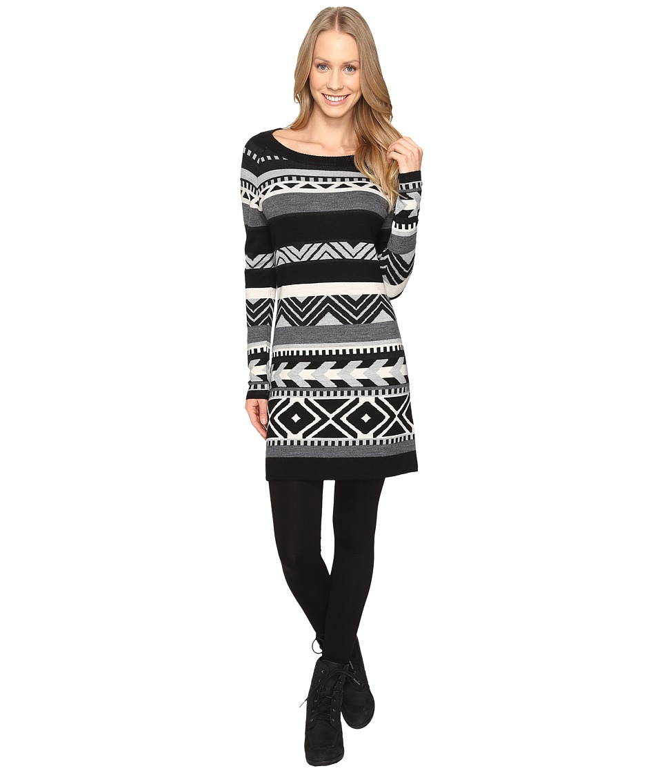 Smartwool Camp House Dress (Black) Women