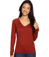 Smartwool - Granite Falls V-Neck Top