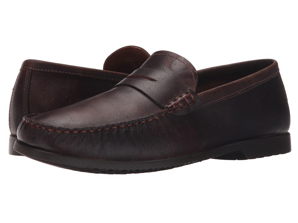 Robert Wayne Archer Brown Mens Shoes