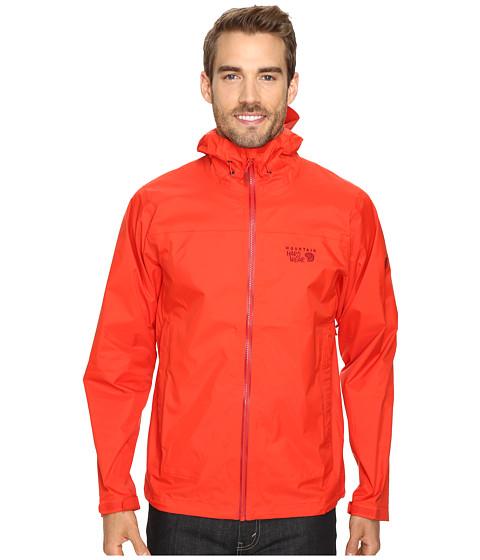 Mountain Hardwear Plasmic™ Ion Jacket - Fiery Red