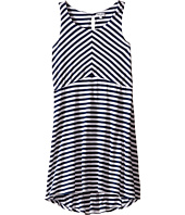 Splendid Littles - V Waist Striped Dress (Big Kids)