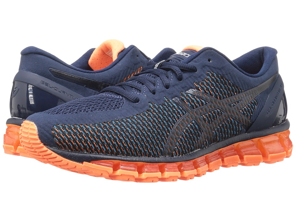 ASICS Gel-Quantum 360 CM (Island Blue/White/Hot Orange) Men
