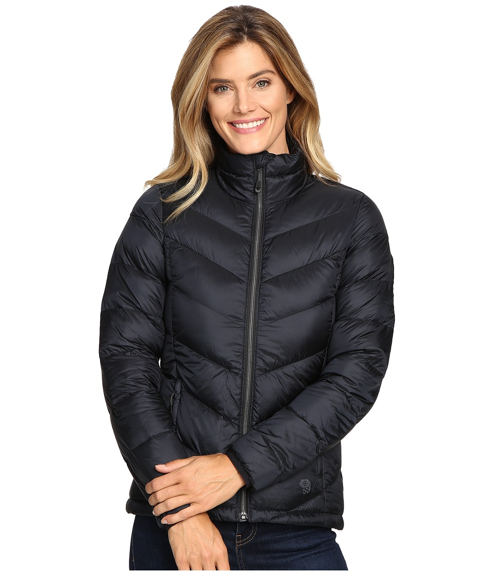 Mountain Hardwear Ratio Down Jacket (Black) Women's Coat