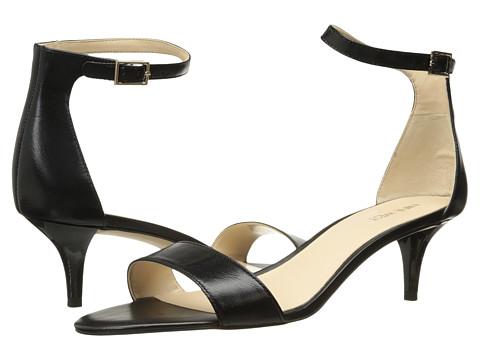 Nine West Leisa - Black Leather