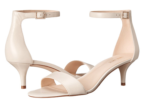 Nine West Leisa - Off-White Leather