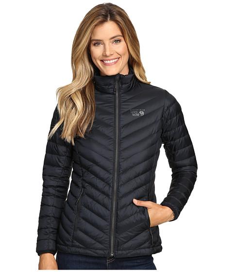Mountain Hardwear Micro Ratio Down Jacket - Black