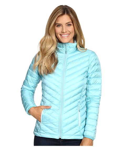 Mountain Hardwear Micro Ratio Down Jacket - Spruce Blue
