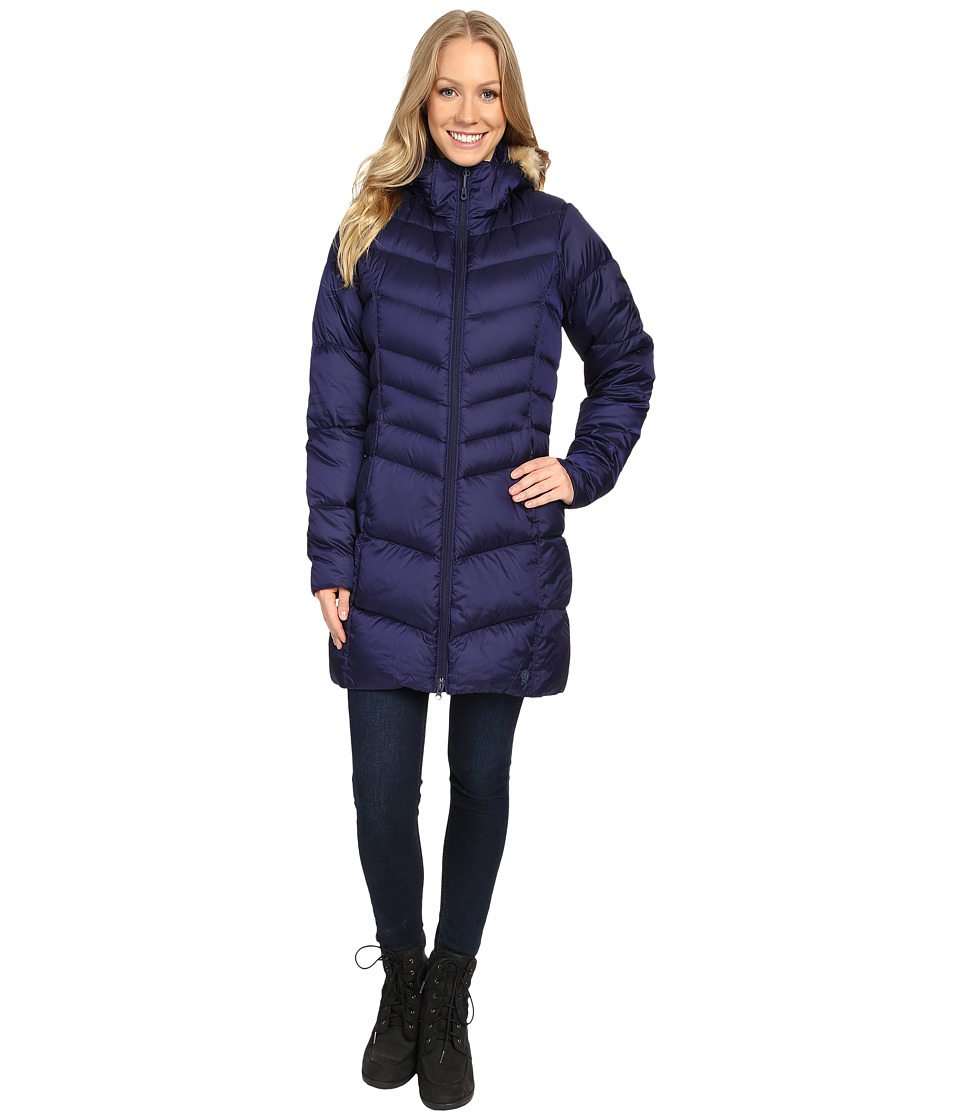 Mountain Hardwear - Downtown Coat (Indigo Blue) Women