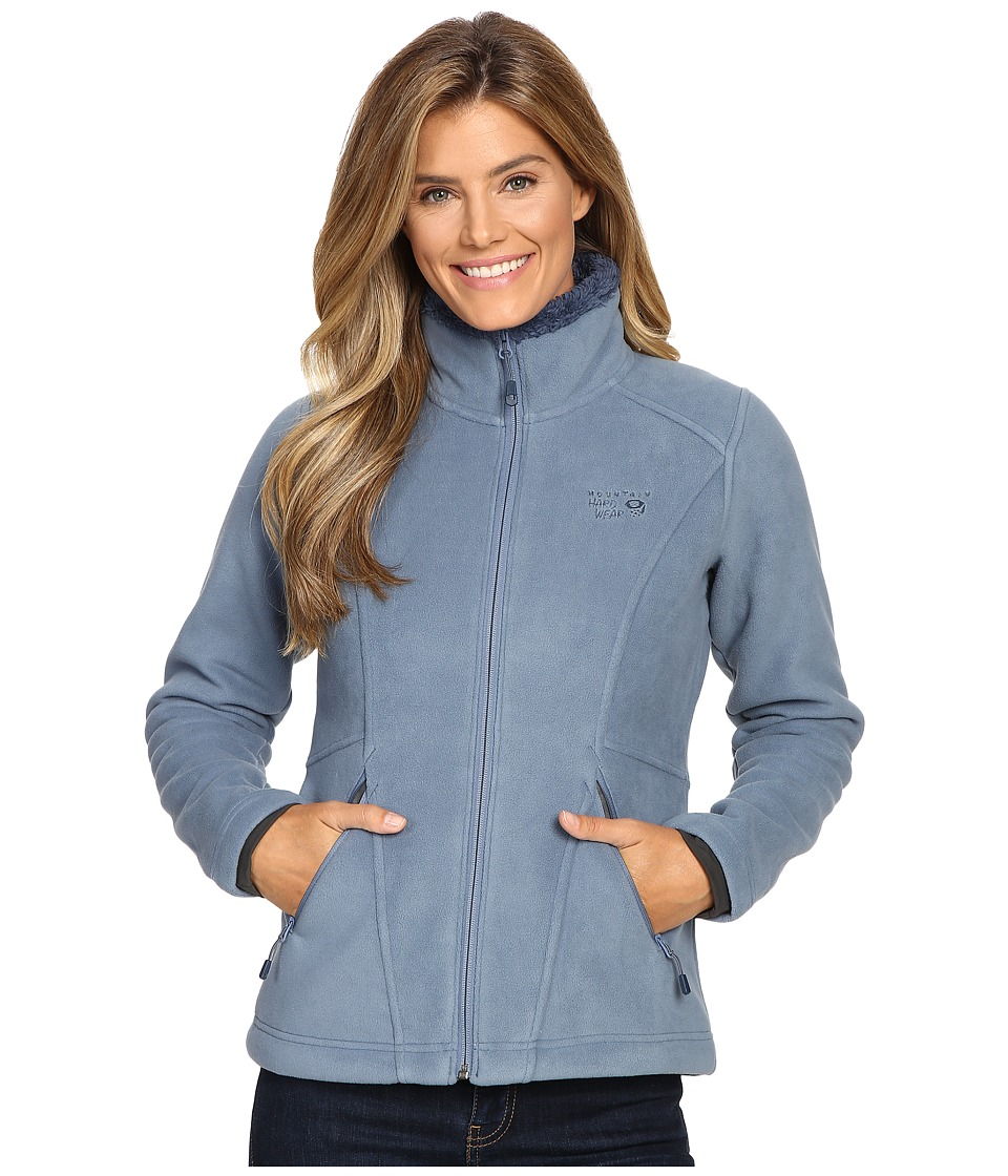 Mountain Hardwear Dual Fleece Jacket (Mountain) Women