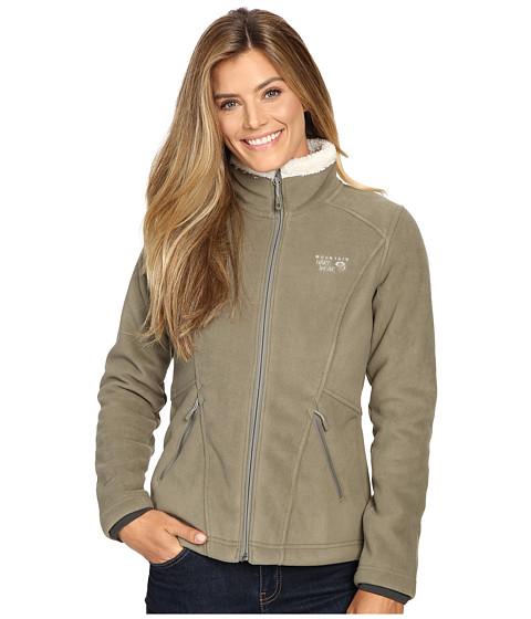 Mountain Hardwear Dual Fleece Jacket - Stone Green
