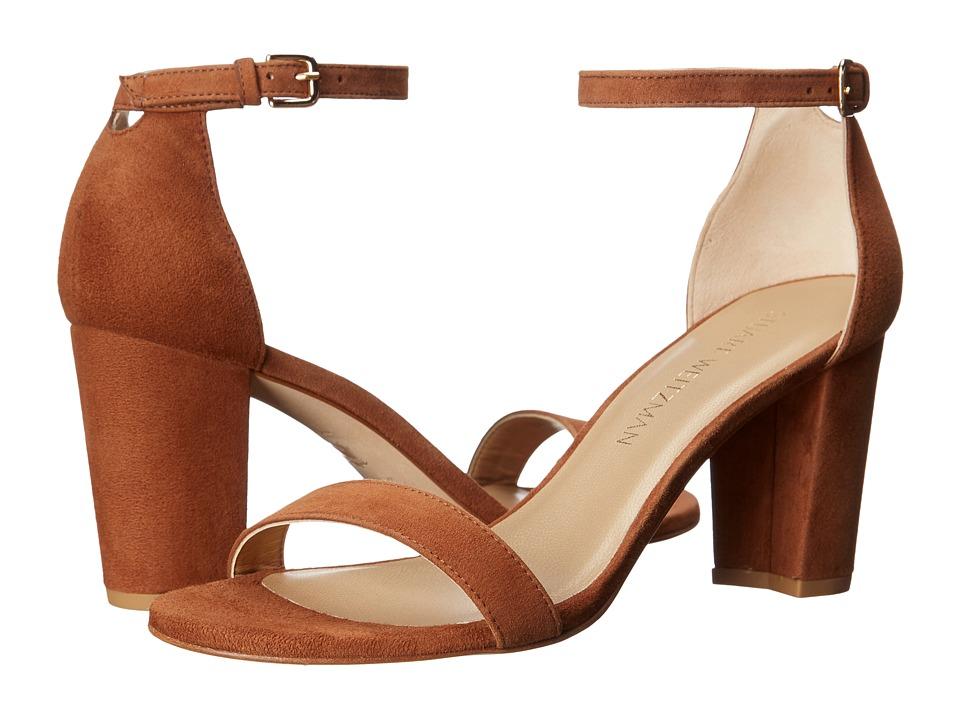 Stuart Weitzman Nearlynude (Saddle Suede) Women's Shoes