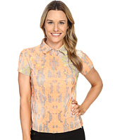 Jamie Sadock - Morning Star Print Crunchy Short Sleeve Top