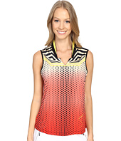 Jamie Sadock - Techno Dots Sleeveless Top