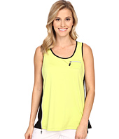 Jamie Sadock - Life Style Jasmine Sleeveless Tank Top with Back Inverted Pleat