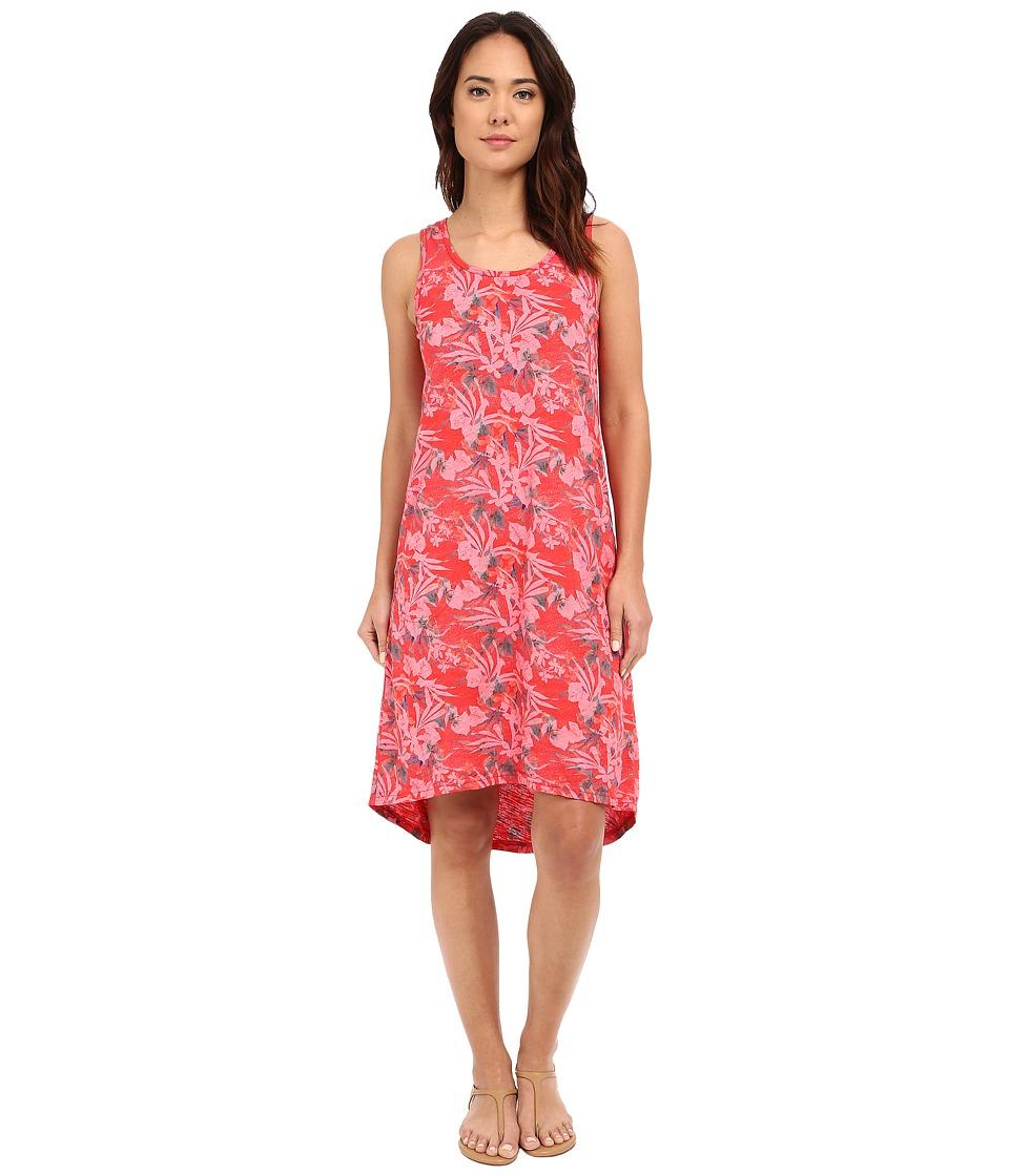 Fresh Produce Paradise Crossback Dress Barn Red Womens Dress