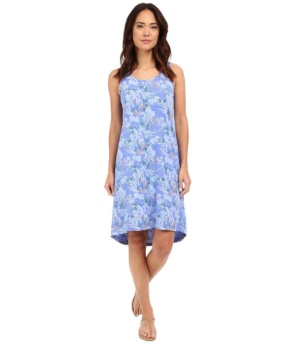 Fresh Produce Paradise Crossback Dress Peri Blue Womens Dress