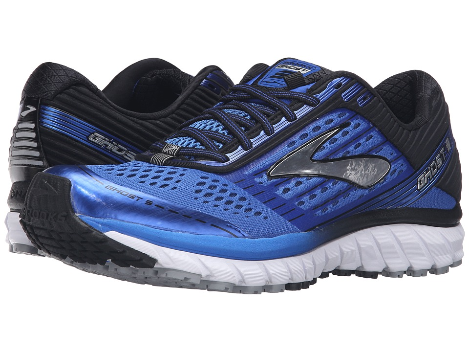 Brooks Ghost 9 (Electric Brooks Blue/Black/Silver) Men