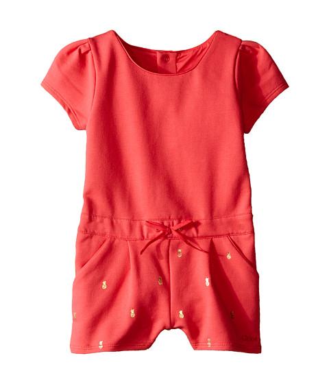 chloe kids fleece shorts overalls infant. Black Bedroom Furniture Sets. Home Design Ideas