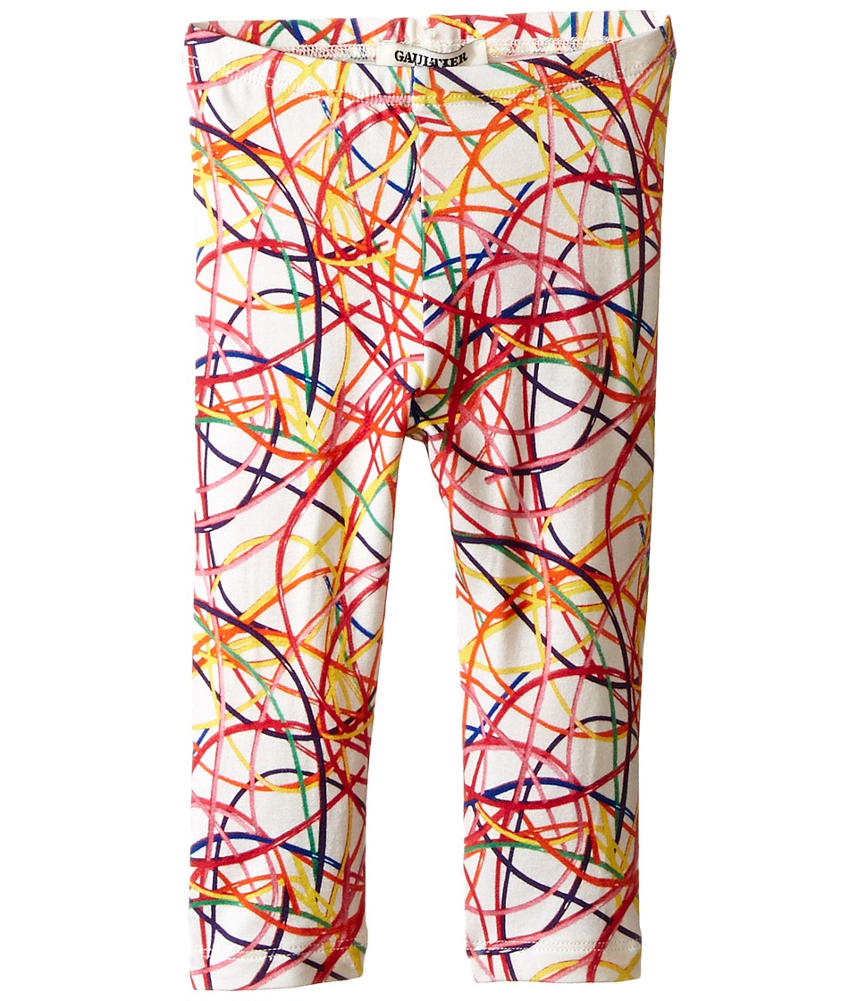Junior Gaultier Sassi Leggings Infant Multiple Colors Girls Casual Pants