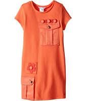 Little Marc Jacobs - Milano Dress with Cabochons (Little Kids/Big Kids)